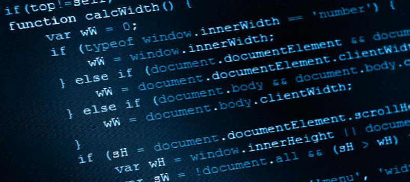 codice sorgente CMS