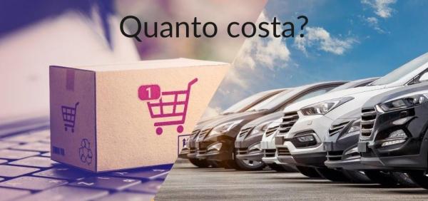 Costo e-commerce vs costo auto