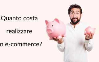 Quanto costa un e-commerce?
